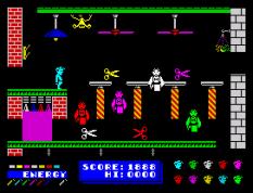 Dynamite Dan ZX Spectrum 43