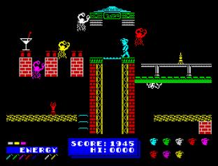 Dynamite Dan ZX Spectrum 45