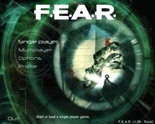 FEAR PC 001