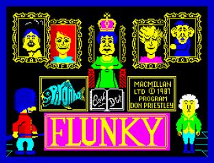 Flunky ZX Spectrum 01