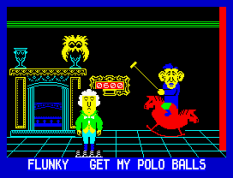 Flunky ZX Spectrum 22
