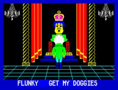 Flunky ZX Spectrum 32