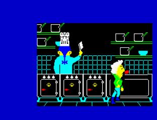 Flunky ZX Spectrum 34