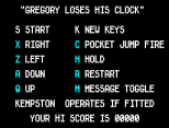 Gregory Loses His Clock ZX Spectrum 02