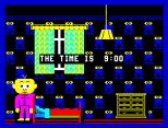 Gregory Loses His Clock ZX Spectrum 03