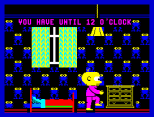 Gregory Loses His Clock ZX Spectrum 04