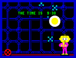 Gregory Loses His Clock ZX Spectrum 16