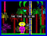 Gregory Loses His Clock ZX Spectrum 19
