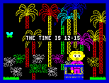 Gregory Loses His Clock ZX Spectrum 24