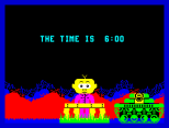 Gregory Loses His Clock ZX Spectrum 50