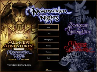 Neverwinter Nights PC 001