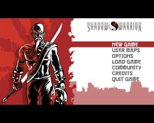 Shadow Warrior Classic PC 001