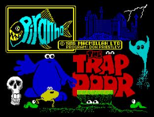 The Trap Door ZX Spectrum 01