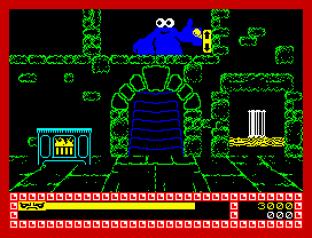 The Trap Door ZX Spectrum 09