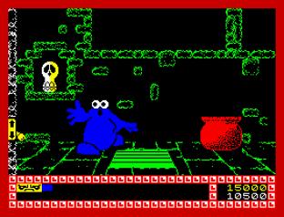 The Trap Door ZX Spectrum 12