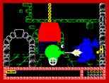 The Trap Door ZX Spectrum 16