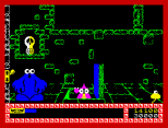 The Trap Door ZX Spectrum 18