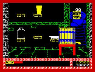 The Trap Door ZX Spectrum 20