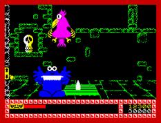 The Trap Door ZX Spectrum 21