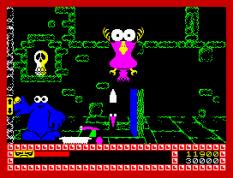 The Trap Door ZX Spectrum 22