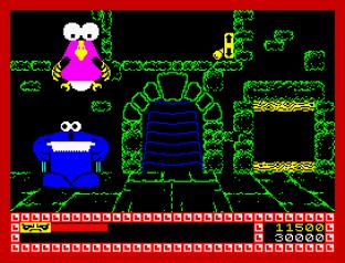 The Trap Door ZX Spectrum 23