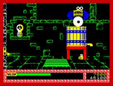 The Trap Door ZX Spectrum 32
