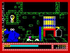 The Trap Door ZX Spectrum 33