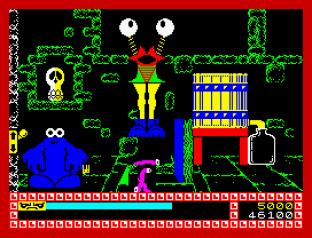 The Trap Door ZX Spectrum 34