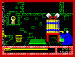 The Trap Door ZX Spectrum 36