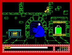 The Trap Door ZX Spectrum 37