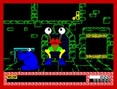 The Trap Door ZX Spectrum 38
