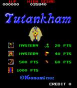 Tutankham Arcade 01