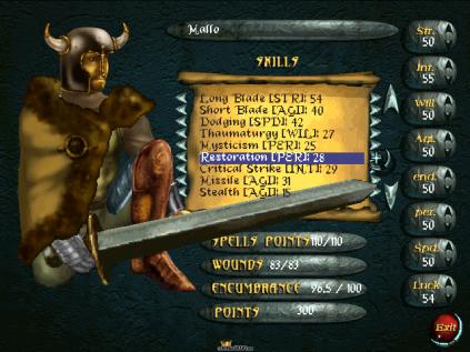 Battlespire PC 100