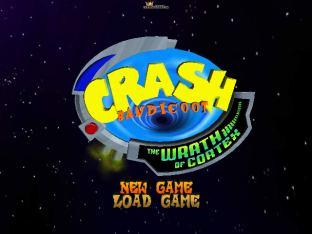 Crash Bandicoot - The Wrath of Cortex XBox 001