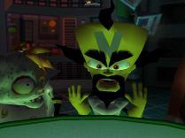 Crash Bandicoot - The Wrath of Cortex XBox 002