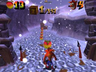 Crash Bandicoot - The Wrath of Cortex XBox 010