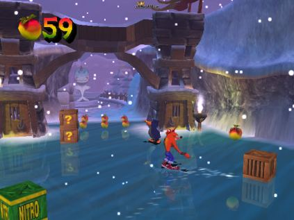 Crash Bandicoot - The Wrath of Cortex XBox 012