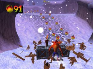 Crash Bandicoot - The Wrath of Cortex XBox 021
