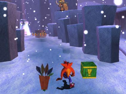 Crash Bandicoot - The Wrath of Cortex XBox 023