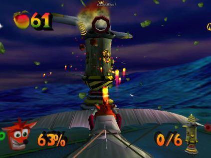 Crash Bandicoot - The Wrath of Cortex XBox 031