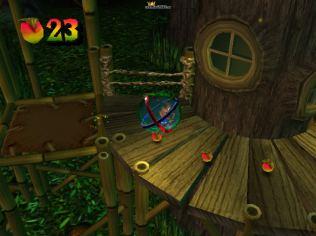 Crash Bandicoot - The Wrath of Cortex XBox 043
