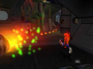 Crash Bandicoot - The Wrath of Cortex XBox 076