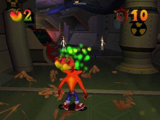 Crash Bandicoot - The Wrath of Cortex XBox 077