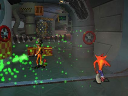 Crash Bandicoot - The Wrath of Cortex XBox 078