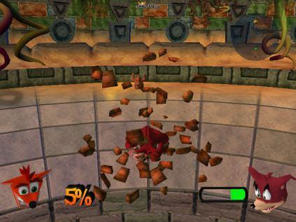 Crash Bandicoot - The Wrath of Cortex XBox 089