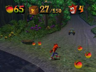 Crash Bandicoot - The Wrath of Cortex XBox 097