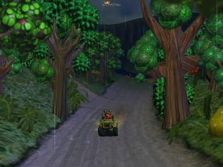 Crash Bandicoot - The Wrath of Cortex XBox 098