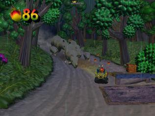 Crash Bandicoot - The Wrath of Cortex XBox 099
