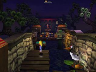 Crash Bandicoot - The Wrath of Cortex XBox 109