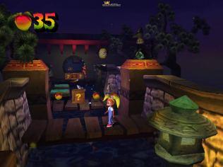 Crash Bandicoot - The Wrath of Cortex XBox 110